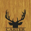 Deer Buck Cornhole Board Decals Stickers Graphics Wraps Bean Bag Toss Baggo