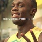 "Usain Bolt ""World's Fastest Man"" 8x10 Color Photo"