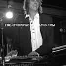 "NRBQ Keyboardist Terry Adams 8""x10"" BW Concert Photo"