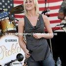 """Singer Kellie Pickler 8""""x10"""" Color Concert Photo"""
