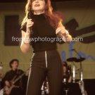 """Gloria Estefan Color 8""""x10"""" Concert Photograph"""