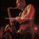"""Joshua Redman 8""""x10"""" Color Concert Photo"""