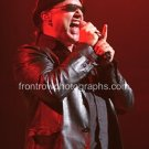 """Queensryche Geoff Tate 8""""x10"""" Color Concert Photo"""