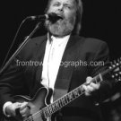 "Beach Boys Carl Wilson 8""x10"" BW Concert Photograph"