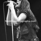 "The Cult Ian Astbury 8""x10"" Black & White Concert Photo"