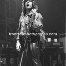 "Deep Purple Singer Joe Lynn Turner 8""x10"" BW Concert Photo"