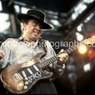 """Musician Stevie Ray Vaughan 8""""x10"""" Color Concert Photo"""