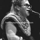 "Elton John 8""x10"" BW Concert Photo"