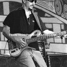 """Primus Bassist Les Claypool 8""""x10"""" BW Concert Photo"""