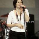 """Singer Natalie Merchant 8""""x10"""" Color Concert Photo"""