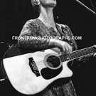 "Musician Sinead O'Connor 8""x10"" BW Concert Photo"