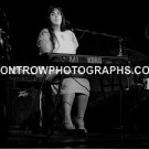 "Musician Laura Nyro 8""x10"" BW Concert Photo"