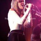 "Singer Carly Simon 8""x10"" Color Concert Photo"