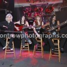 "Kittie Color 8""x10"" Posed Band Photo"