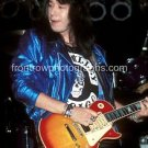 "Guitarist Ace Frehley 8""x10"" Color Concert Photo"