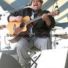 "Singer & Guitarist Toshi Reagon 8""x10"" Color Concert Photo"
