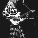 """It Bites Singer Francis Dunnery 8""""x10"""" BW Concert Photo"""