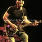 "Guitarist Joe Satriani 8""x10"" Color Concert Photo"