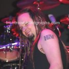 "Korn Jonathan Davis 8""x10"" Color Concert Photo"