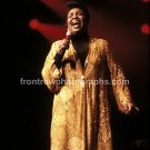 """Gladys Knight 8""""x10"""" Color Concert Photo"""