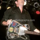 "The Clash Guitarist Joe Strummer 8""x10"" Color Concert Photo"