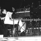 """Musician Jerry Lee Lewis 8""""x10"""" BW Concert Photo"""