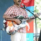 "Guitarist Bhi Bhiman 8""x10"" Color Concert Photo"