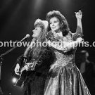 "The Judds 8""x10"" BW Concert Photo"
