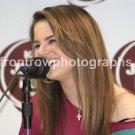 """Jo Jo 8""""x10"""" Color Press Conference Photo"""