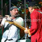 "Jethro Tull Ian & Martin Jam 8""x10"" Color Concert Photo"