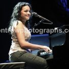 "Musician Nora Jones 8""x10"" Color Concert Photo"
