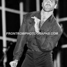 "Singer George Michael 8""x10"" BW Concert Photo"