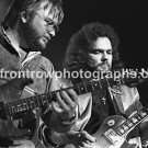 "Lynyrd Skynyrd Ed King & Gary Rossington 8""x10"" BW Concert Photo"