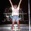 Def Leppard Singer Joe Elliot 8x10 Color Concert Photo