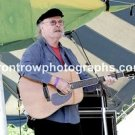 "Musician Tom Paxton 8""x10"" Color Concert Photo"