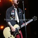 Green Day Billie Joe Armstrong 8x10 Color Concert Photo