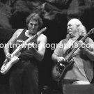 "CPR Jeff Pevar & David Crosby 8""x10"" BW Concert Photo"