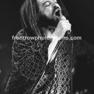 """Counting Crows Adam Duritz 8""""x10"""" BW Concert Photo"""