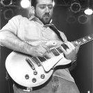"""God Street Guitarist Aaron Maxwell 8""""x10"""" Color Concert Photo"""