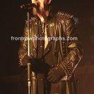"Judas Priest Vocalist Rob Halford 8""x10"" Color Concert Photo"