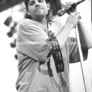 "Gin Blossoms Singer Robin Wilson 8""x10"" BW Concert Photo"