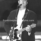 "Musician Vince Gill 8""x10"" BW Concert Photo"