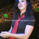 """Lacuna Coil Singer Cristina Scabbia 8""""x10"""" Color Concert Photo"""