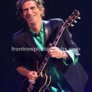 "Rolling Stones Guitarist Keith Richards 8""x10"" Color Concert Photo"