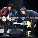 """Rolling Stones Keith and Ronnie 8""""x10"""" Concert Photo"""