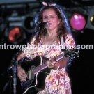"""Musician Nicolette Larson 8""""x10"""" Color Concert Photo"""