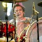"Rock Star Super Nova Tommy Lee 8""x10"" Concert Photo"