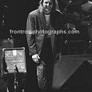 "King Crimson Guitarist Adrian Belew 8""x10"" BW Concert Photo"