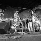 """Yothu Yindi Band 8""""x10"""" BW Concert Photo"""