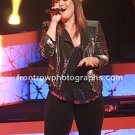 "Singer Kelly Clarkson 8""x10"" Color Concert Photo"